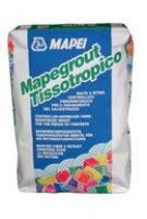 Mapei Mapegrout Tissotropico 25 кг Тиксотропная безусадочная шпатлевка для ремонта бетона