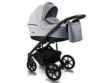 Дитяча коляска 2 в 1 BEXA ULTRA 2.0 светло серый U6
