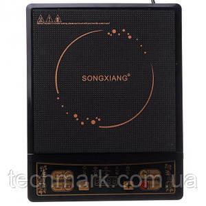 Плита индукционная настольная стеклокерамическая SONG XIANG 2200 Вт 08-SX ТМ