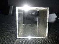 Квадратная алюминиевая труба  50*50*2