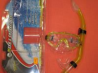 Набор маска с трубкой для плавания Dorfin (Китай)