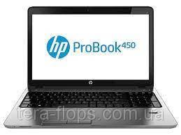 Ноутбук HP 450 G0 Intel Core i3-3120M RAM 8GB 500GB HDD Black Б/У