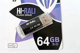 Флешка USB 3.0 Hi-Rali 64GB юсб флеш накопитель