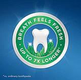 2x Зубна паста свіже дихання Crest Scope Outlast Toothpaste 306гр (упаковка з 2х шт), фото 3