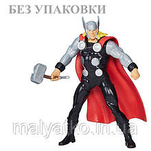 Фигурка Тора, размахивающего молотом - Thor, Initiative, Swings Hammer, Hasbro, Avengers, 15 см