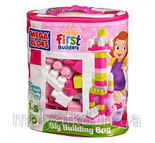 Конструктор класический Mega Bloks 80 для девочек