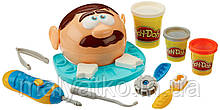 Play-Doh Doctor Drill N Fill набор стоматолога старая версия на подставке
