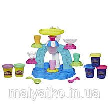ПОД ЗАКАЗ 20+- ДНЕЙ пластилина Фабрика мороженого Play-Doh Sweet Shoppe Swirl Scoop Ice Cream