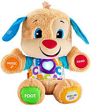 Fisher-Price розумний цуценя Laugh & Learn Smart Stages Puppy