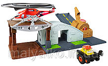 Disney Planes Fire and Rescue (Rescue Headquarters Playset