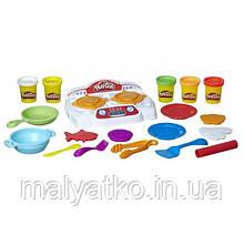 Набор Play-Doh Веселая кухня Kitchen Creations Sizzlin' Stovetop Hasbro