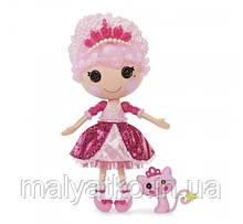 Лялька LALALOOPSY серії Принцеси - БЛЕСТИНКА з аксесуарами