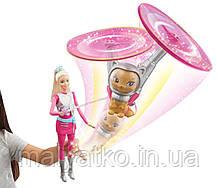 Лялька Barbie і космічний котик серії Космічне пригода