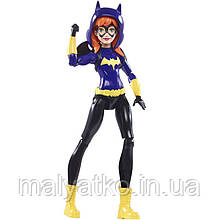 DC Супер герої Лялька Batgirl Бэтгерл c Бет рюкзаком DC Super Hero Girls, Mattel