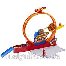 Ігровий набір Hot Wheels Місто Швидкісна Піца BGJ05