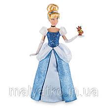 Попелюшка з вихованцем Disney 2016 Cinderella Classic Doll with Gus Figure
