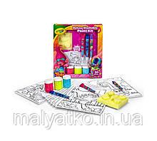 Crayola Набір для творчості Тролі з змивається фарбами Trolls Deluxe