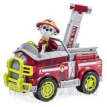 Nickelodeon Paw Patrol Щенячий патруль Маршал рятувальної на машині в Джунглях Jungle Rescue marshall's Jungle