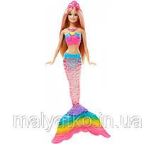 Лялька Барбі Русалонька Яскраві вогники Barbie Rainbow Lights Mermaid Doll