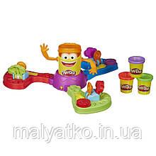 Игровой набор пластилина Play-Doh Прямо в цель Мой Додошка Play Doh Launch Game