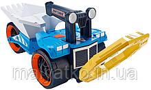 Matchbox Металошукач вантажівка для скарбів Treasure Tracker Metal Detector