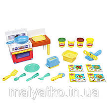 Play-Doh Meal Makin Kitchen Игровой набор Плей До Кухня  от Hasbro