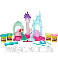 ПОД ЗАКАЗ 20+- ДНЕЙ Play-Doh Royal Palace Featuring Disney Princess Принцессы Диснея от Hasbro