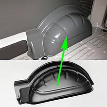 Пластикові захисні накладки на колісні арки для Volkswagen T5 L2 (Long) 2003-2015