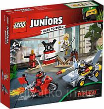 Lego Juniors Ниндзяго Напад акули 10739