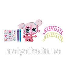 Ігровий творчий набір Hasbro Littlest Pet Shop Minka Mark