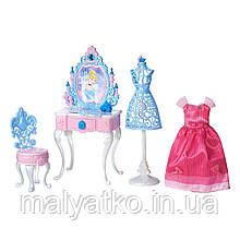 Набір меблів для ляльок Disney Princess Cinderellas Enchanted Vanity Set