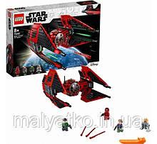 Lego Star Wars Истребитель СИД майора Вонрега 75240