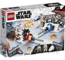 Lego Star Wars Разрушение генераторов на Хоте 75239