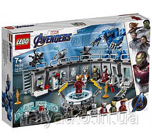 Lego Super Heroes Лаборатория Железного Человека 76125