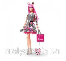 Колекційна лялька Барбі Barbie Tokidoki Doll Pink Collector Black Label