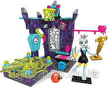 Monster High Physical Deaducation Frankie Stein Doll Конструктор Мега Блокс