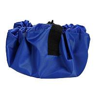 Коврик сумка Yemulang для лего Синий 150 см (M_KVR_023)