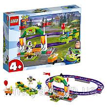 Lego Toy Story 4 Аттракцион Паровозик 10771