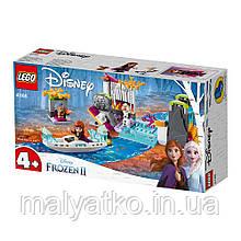 Lego Disney Princesses Експедиція Анни на каное 41165