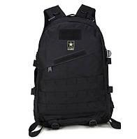 Тактический рюкзак ESDY US Army Черный 30 л рыбалка охота