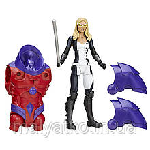 Фигурка Hasbro Пересмешница, Легенды Марвел 15 см - Build a Figure, Red Skull Series