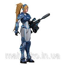 Фігурка Neca Нова Герої Бурі (Старкрафт 2) 15 см - Nova, Heroes of The Storm (StarCraft 2)