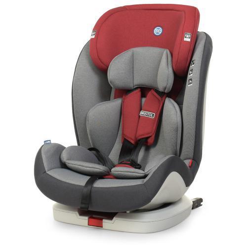 Автокрісло дитяче ME 1080 BRISTOL Royal Red від 9 місяців до 36 кг