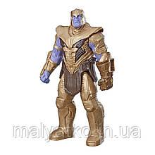 Фігурка Hasbro Танос, Месники Фінал - Thanos, Avengers Endgame, Titan Hero Series