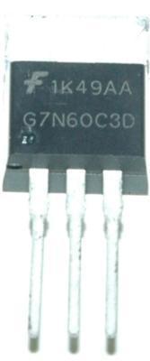 Транзистор G7N60C3D TO-220
