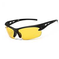 Солнцезащитные очки для велоспорта UV400 Желтый (M_O_UV_261220_2)