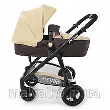 *Дитяча Коляска 2 в 1 Carrello Fortuna Beige CRL-9001