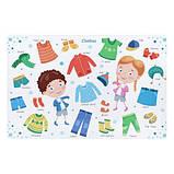 Дитячий столик і стільчики 501-105 (EN) Одяг, фото 2