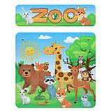 Дитячий столик і стільчики 501-109 (EN) Зоопарк, фото 4