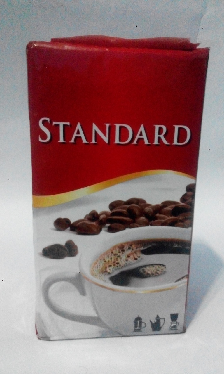 Кофе молотый Standard 500 г.